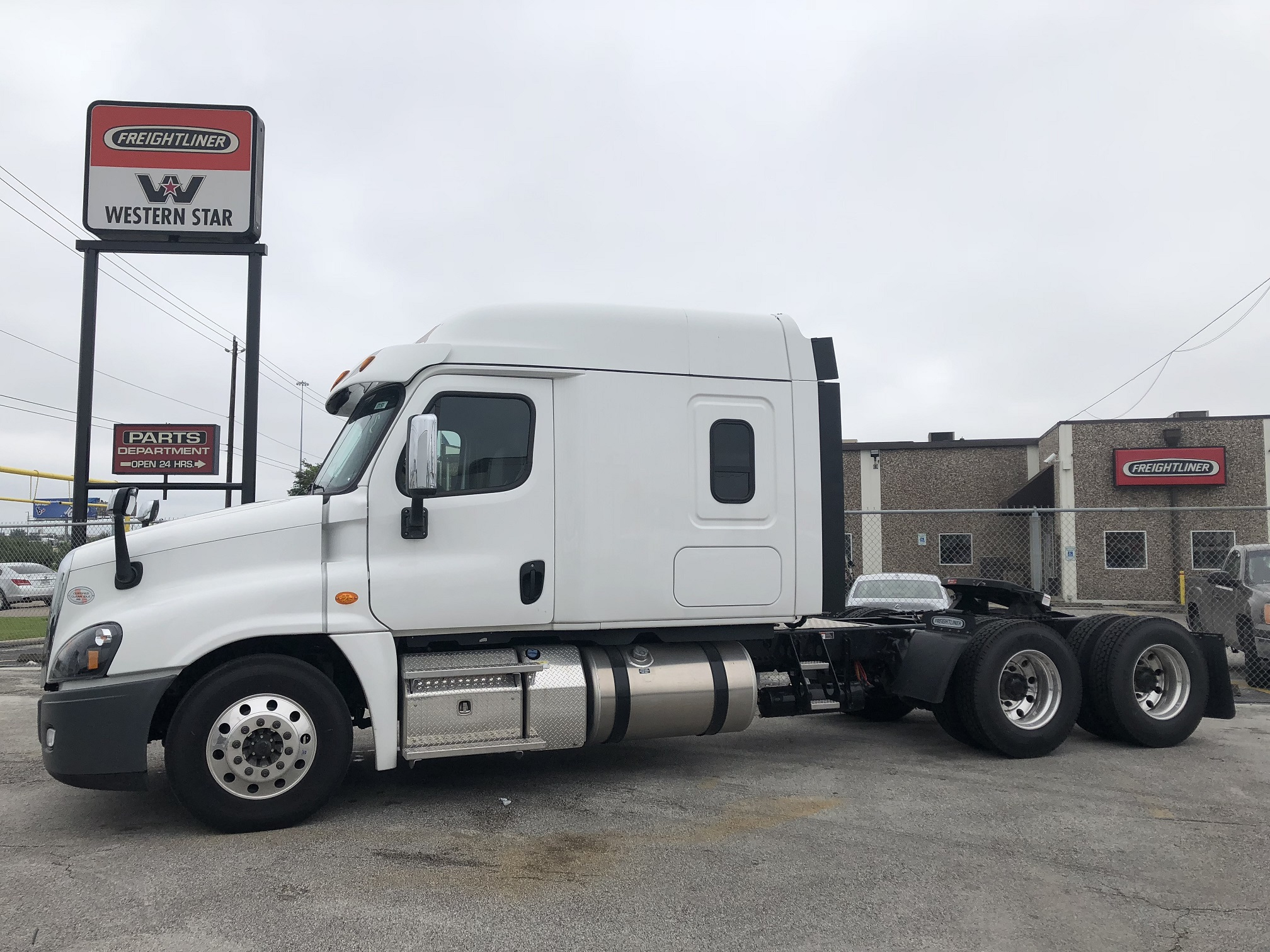 New Inventory – Houston Freightliner
